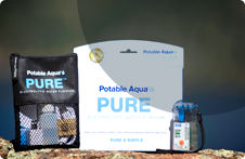 Potable Aqua Pure Device Thumbnail PA Pure
